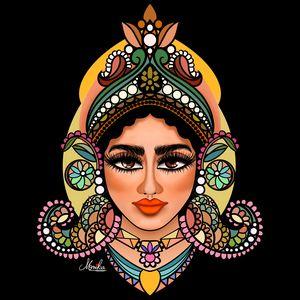 Goddess - Artgasmic art