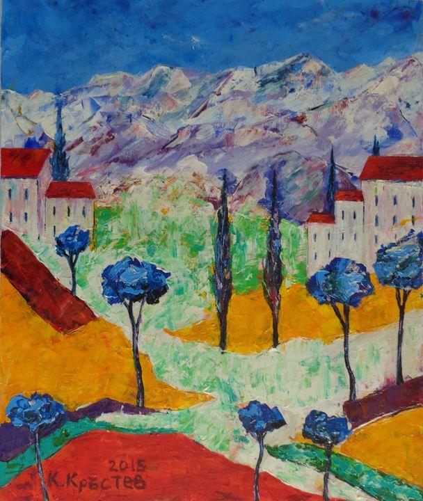Town Of The Light - ART88
