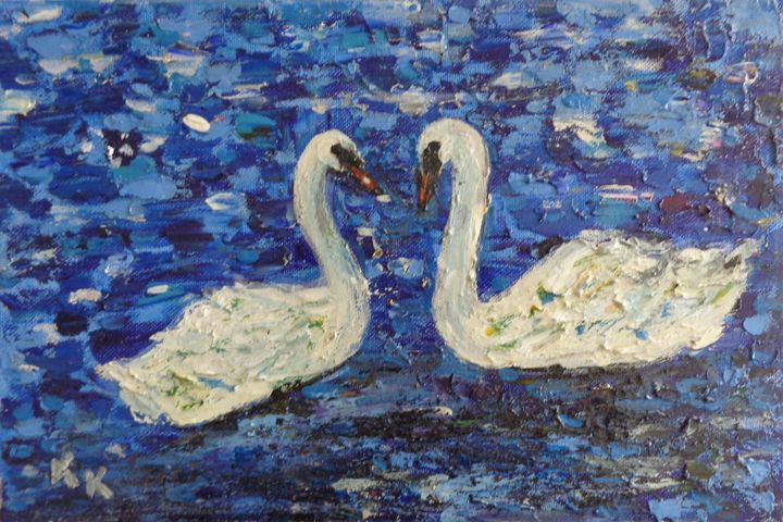 Two Swans - ART88