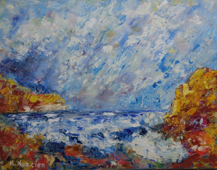 Abstract Ocean - ART88