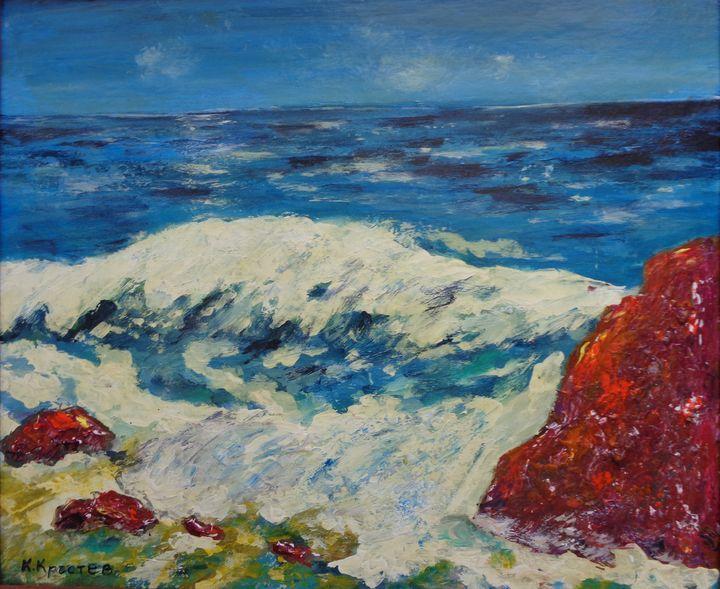 The Ocean Waves - ART88