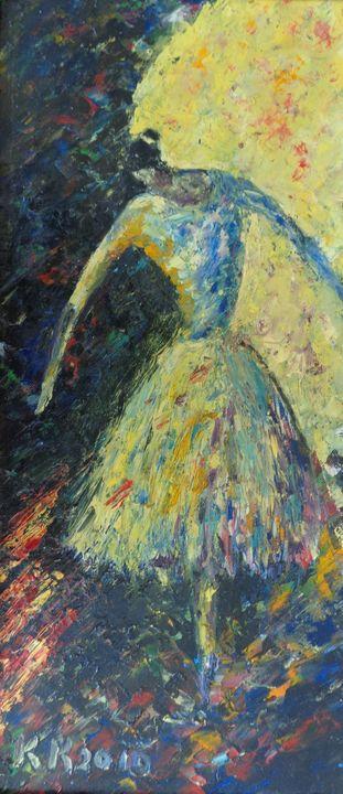 Ballet Dancer - ART88