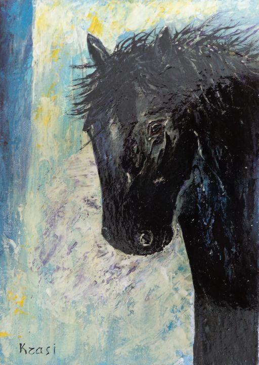 Horse Head - ART88