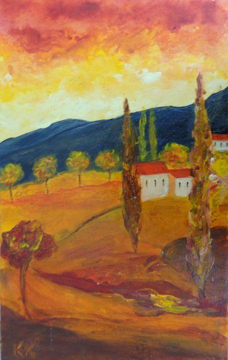 Farm Landscape - ART88