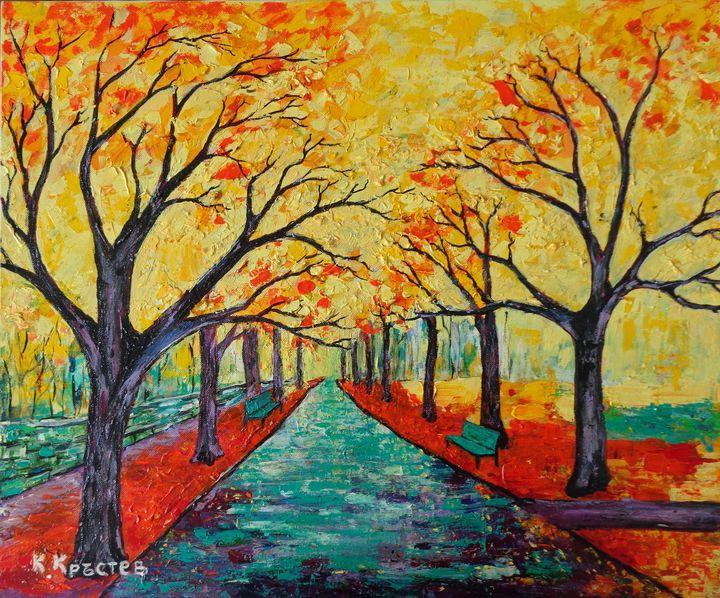 SUNNY AUTUMN #2 - ART88