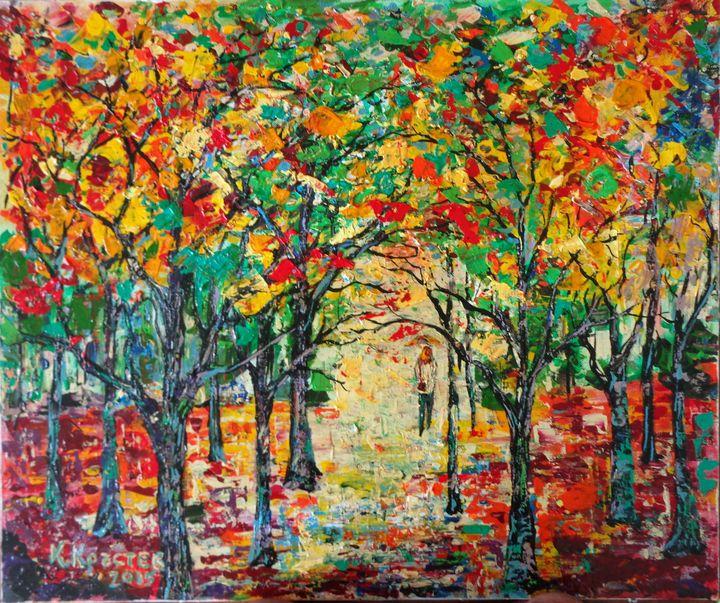 THE NATURE'S CALMNESS - ART88