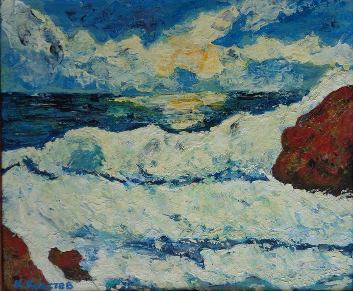 The Ocean #3 - ART88