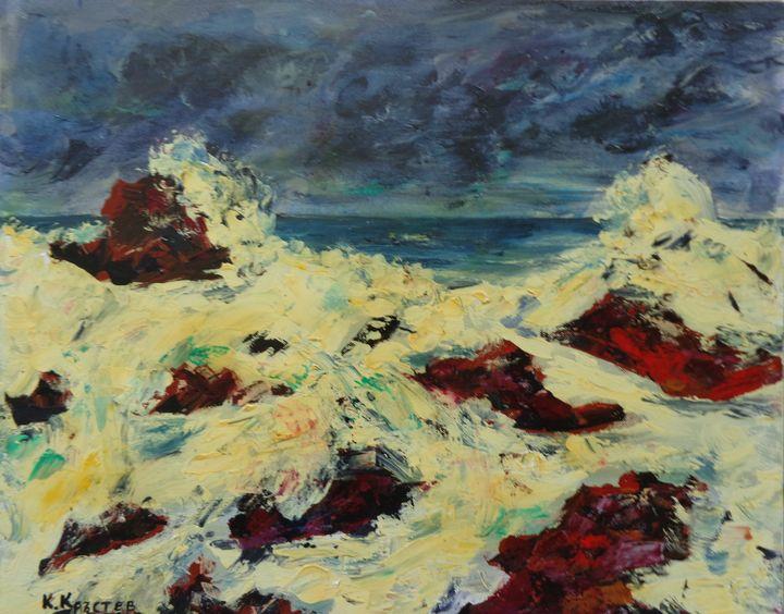 THE OCEAN #1 - ART88