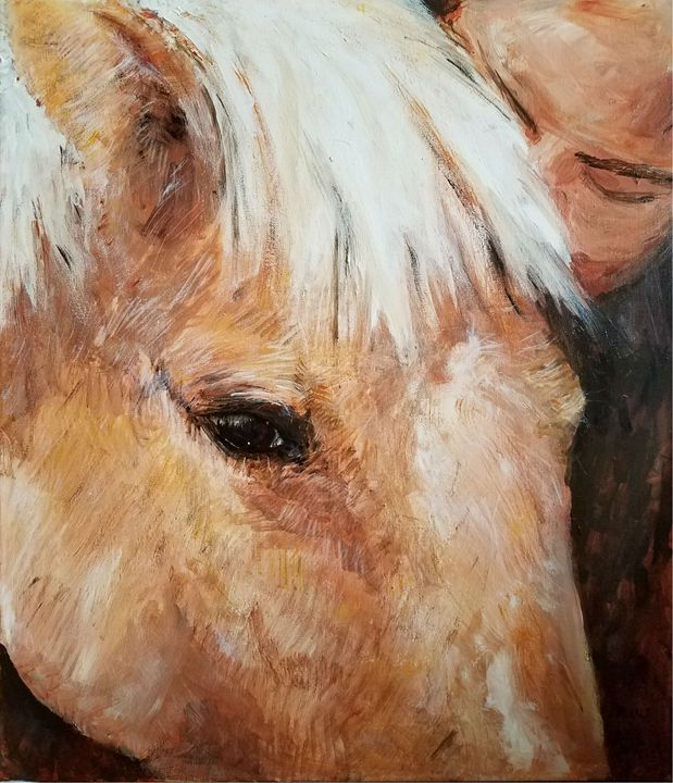"""Let's Ride"" - Sun Rising Art Studio"