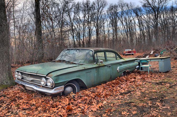 Delivery Car - Joe Shortridge Photo