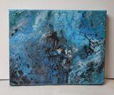 "14"" x 11"" acrylic painting"