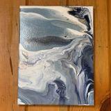 "16"" x 20"" acrylic painting"
