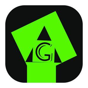 Indigo G (original logo smear)