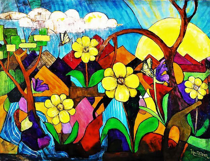 Harmony - Paintings by Michael Hartstein