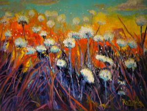 Blowin in the Wind - Paintings by Michael Hartstein