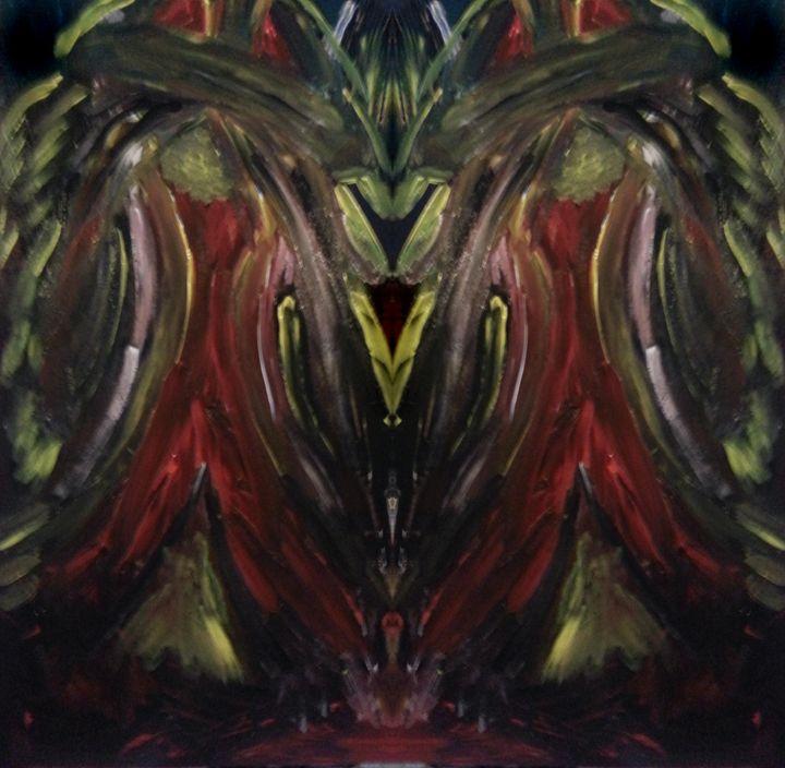 darkness reborn - Amanda arndt