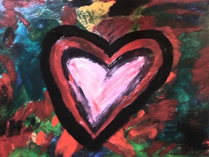 my heart breaks - Amanda arndt