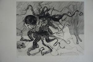 Medusa (La Mèduse)