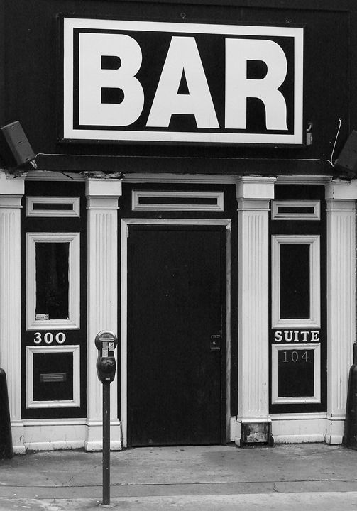 Bar - Rodney Williams