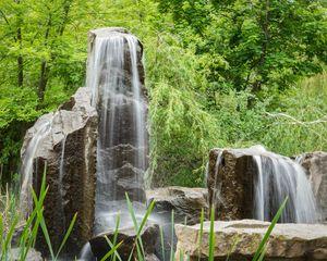 Albertsons Waterfall
