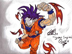 Goku (Super Saiyan)