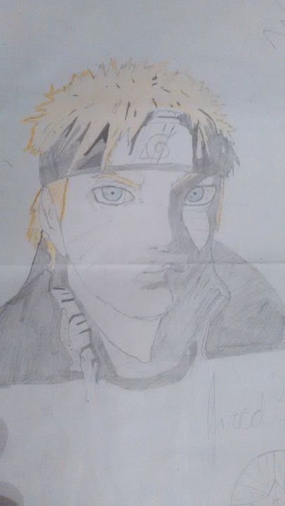 realistic Naruto picture - Jared
