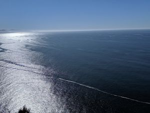 Beautiful Pacific Ocean