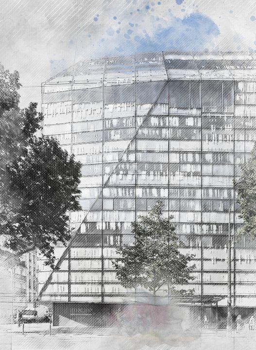 Necker from VGA - Les carnets de l'architecte