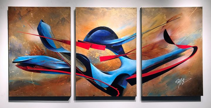 Whirling Dervish - Michael Goldzweig