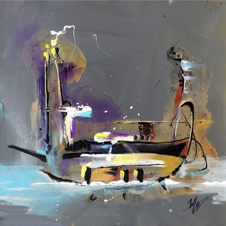"""Venetian Nights"" - Michael Goldzweig"