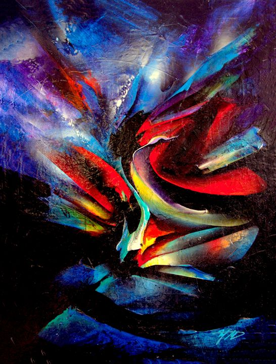 ''Ethereal'' - Michael Goldzweig