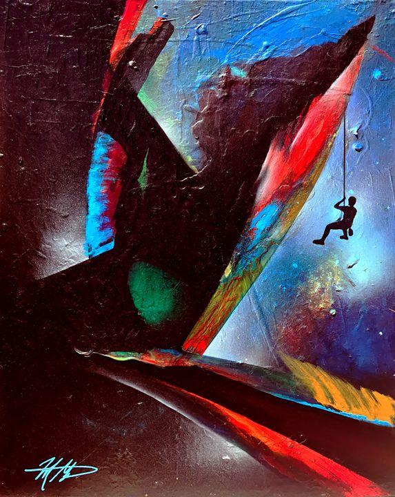 ''Mount Brushmore'' - Michael Goldzweig