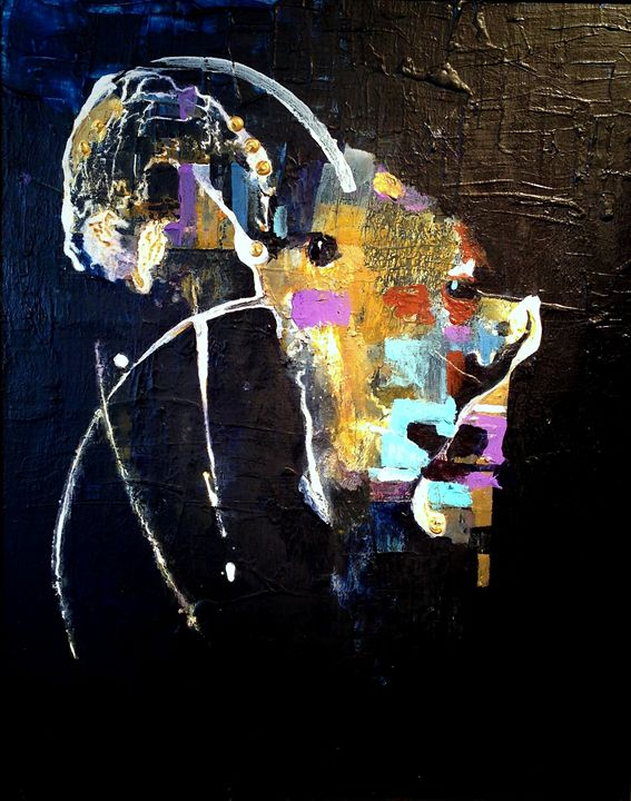 ''The Ram'' - Michael Goldzweig