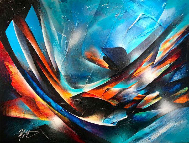 ''The Color Wind'' - Michael Goldzweig