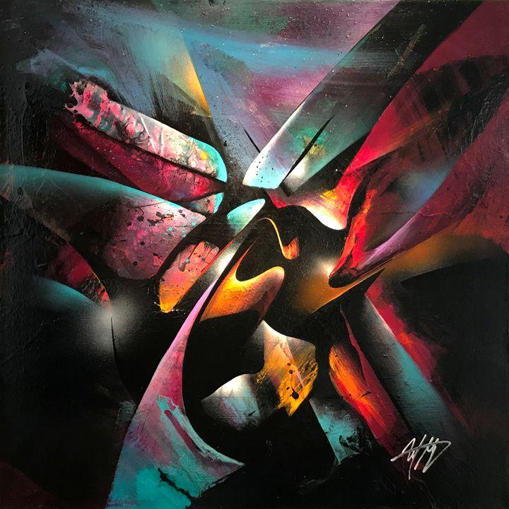 Bird of Paradise - Michael Goldzweig