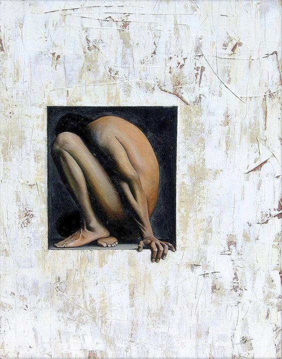 """Man in a Box"" - Michael Goldzweig"