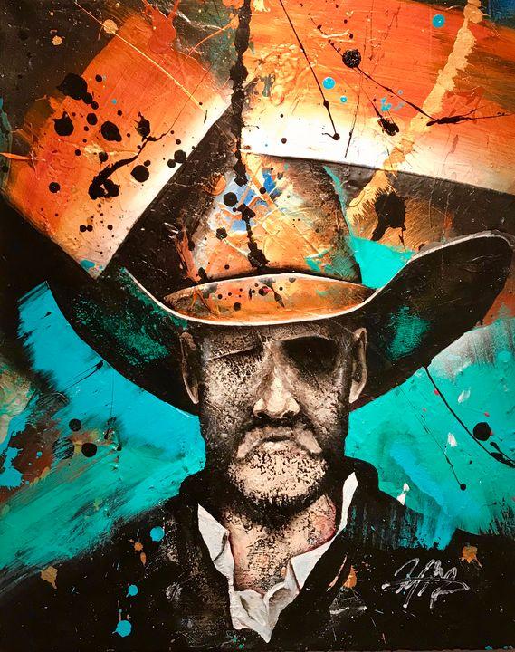 ''Cowboy'' - Michael Goldzweig