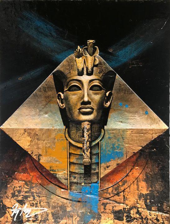 ''The Golden Pharaoh'' - Michael Goldzweig