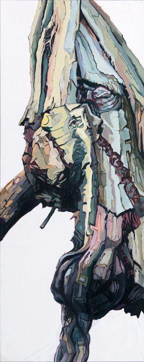 Folding Bark - Garrett McDevitt