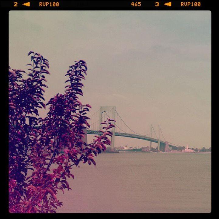 Secrets By The Bridge - LubetskyArt