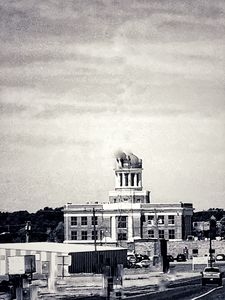 Sayre Oklahoma Downtown