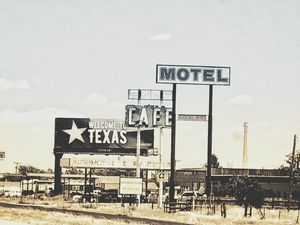 Texas Star Cafe Motel