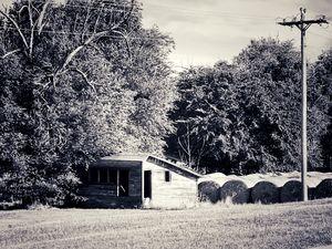 Oklahoma haystacks