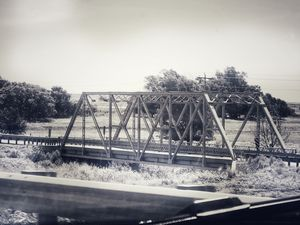 Oklahoma Bridge Crossing