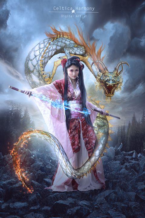 Princes Doragon - Celtica Harmony