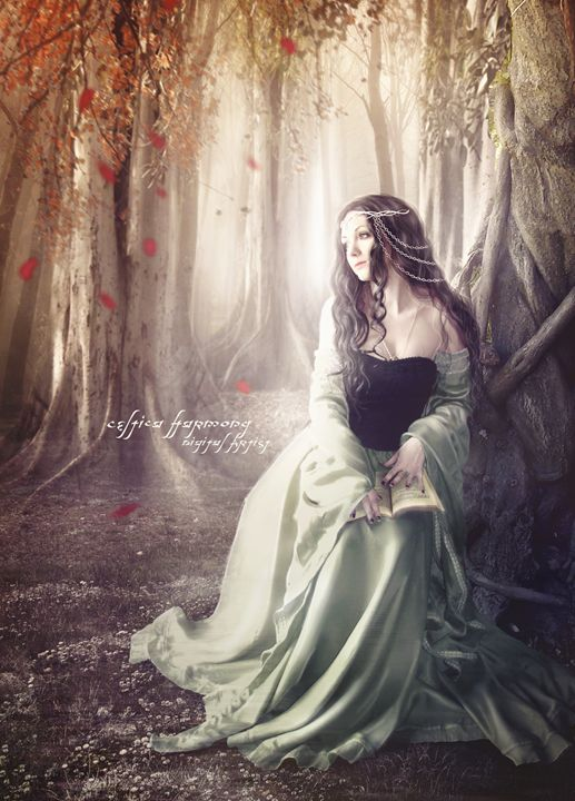 The Sound of Silent Forest - Celtica Harmony