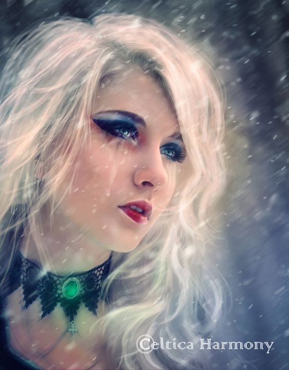 Winter Eyes - Celtica Harmony