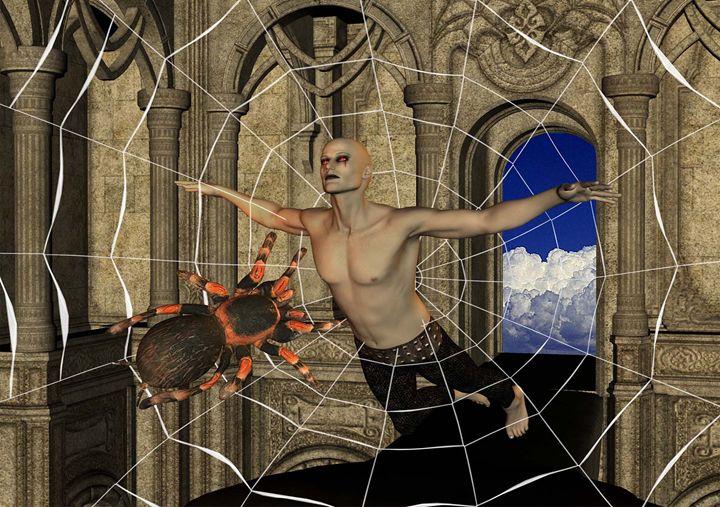 Spiders Web - ICARUSISMART