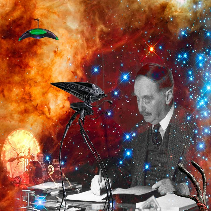 H.G. Wells - ICARUSISMART