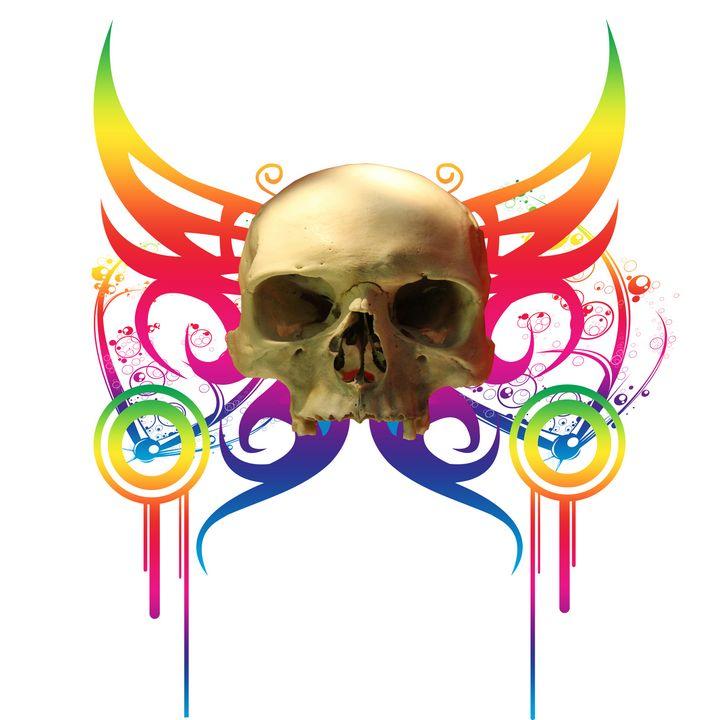 Vampire Skull - ICARUSISMART